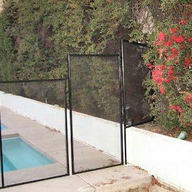 barriere cloture pour piscine 280x280 - Galerie photo d'alarme piscine et douche solaire