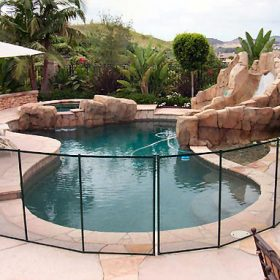barriere de piscine transparente 280x280 - Galerie photo d'alarme piscine et douche solaire