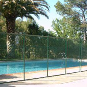 barriere de securite piscine amovible 280x280 - Galerie photo de barrière piscine