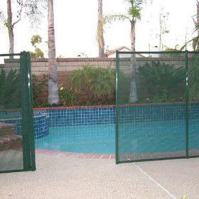 barriere piscine cloture pas cher 280x280 - Galerie photo d'alarme piscine et douche solaire