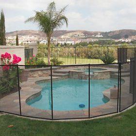 barriere pour piscine enfant protection 280x280 - Galerie photo d'alarme piscine et douche solaire