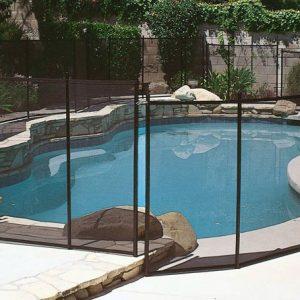 Barriere de securite pour piscine