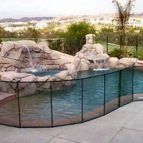barriere pour protection piscine pas cher 280x280 - Galerie photo d'alarme piscine et douche solaire