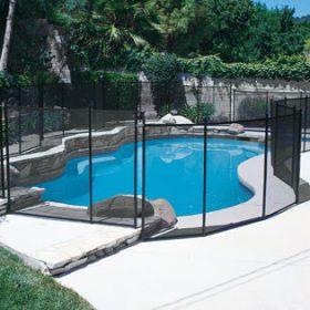 barriere protection piscine transparente 280x280 - Galerie photo d'alarme piscine et douche solaire