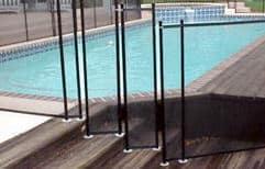 poser barrière piscine sur escalier