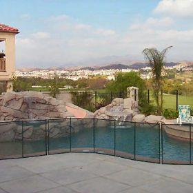cloture de piscine securite enfant 280x280 - Galerie photo d'alarme piscine et douche solaire