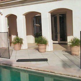 cloture pour piscine securite 280x280 - Galerie photo d'alarme piscine et douche solaire