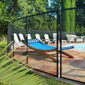 cloture pour securite piscine 280x280 - Galerie photo de barrière piscine