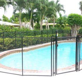cloture protection piscine enfant 280x280 - Galerie photo de barrière piscine