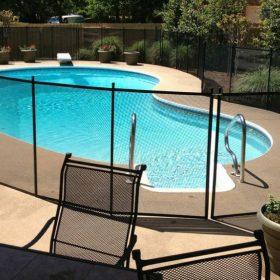 cloture protection piscine transparente 280x280 - Galerie photo de barrière piscine
