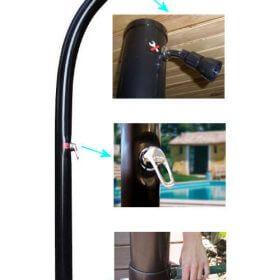 douche solaire bio jardin 280x280 - Galerie photo de barrière piscine