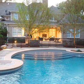 securite cloture de piscine amovible 280x280 - Galerie photo de barrière piscine