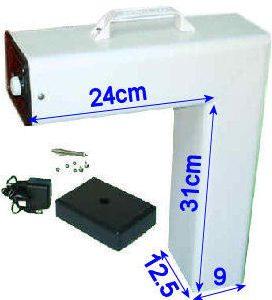 Dimensions alarme piscine wateralarme avec sirène déportée sans fil