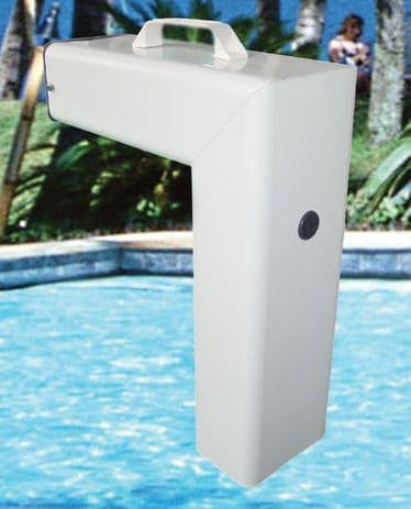 Alarme de piscine wateralarme avec sirène déportée sans fil