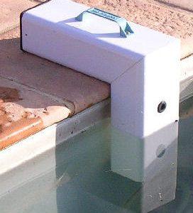 Alarme piscine WATERALARME avec sirène déportée sans fil